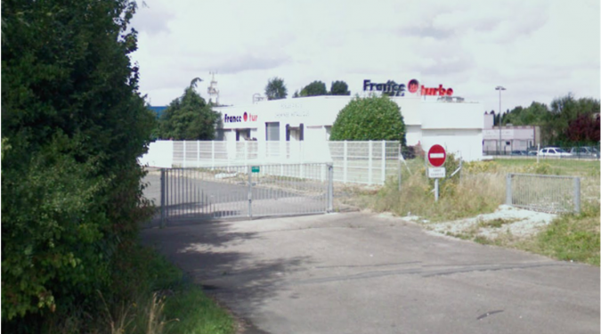 PHOTO INDUSTRIE - 450M²